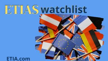 ETIAS watchlist helps protects Europe's borders
